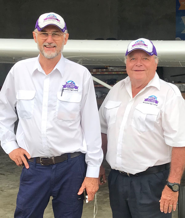 Mahl Oakes and Peter Lefrancke