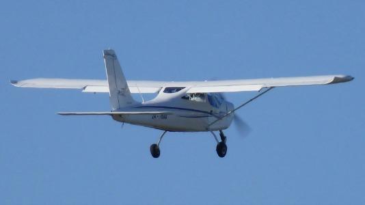 Tecnam 7600 on Climb - Fly Now Redcliffe