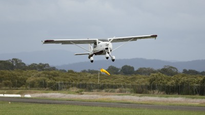Flight Design CTMC Take-off - Fly Now Redcliffe