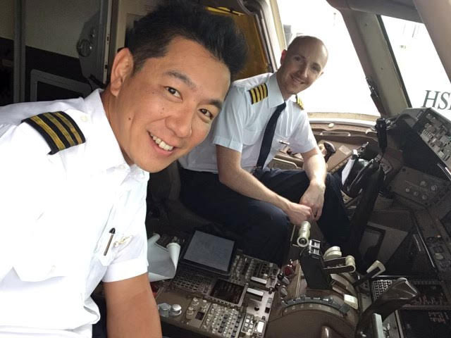 David Chuong Fly Now Redcliffe Instructor