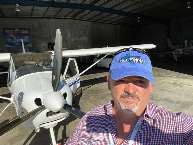 Jason Tyrer Fly Now Redcliffe Instructor