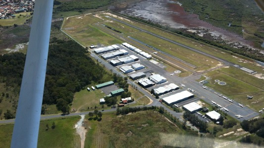 Redcliffe Airport - Fly Now Redcliffe