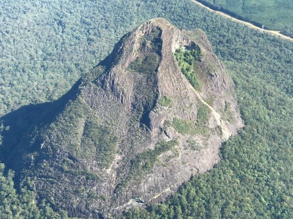 Mt Beerwah Glasshouse Mountains