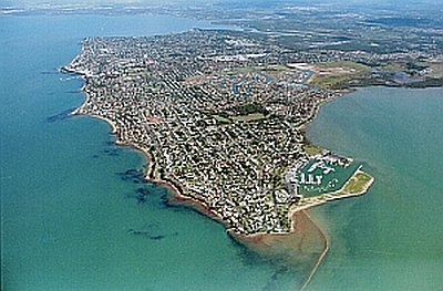 Redcliffe from the Air - Fly Now Redcliffe